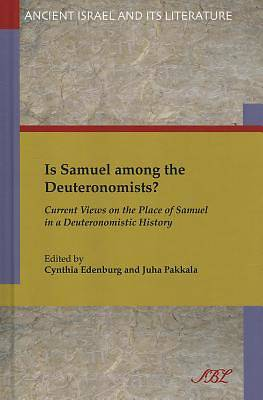 Picture of Is Samuel Among the Deuteronomists?