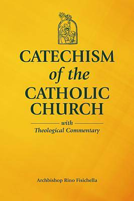 Picture of Catechism of the Catholic Church with Theological Commentary