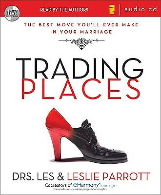 Trading Places Audio CD