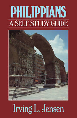 Picture of Philippians- Jensen Bible Self Study Guide