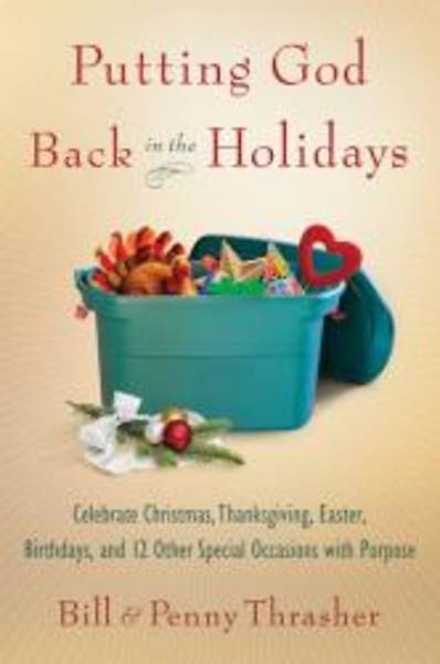 Picture of Putting God Back in the Holidays [ePub Ebook]
