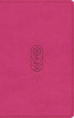 Picture of ESV Kid's Bible, Thinline (Trutone, Berry, the True Vine Design)