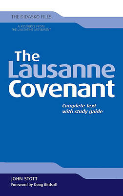 Picture of The Lausanne Covenant
