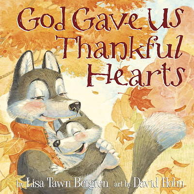 Picture of God Gave Us Thankful Hearts