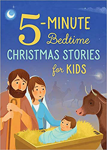 Picture of 5-Minute Bedtime Christmas Stories for Kids