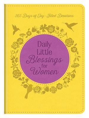 Picture of Daily Little Blessings for Women