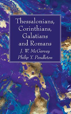 Picture of Thessalonians, Corinthians, Galatians and Romans