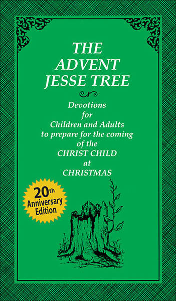The Advent Jesse Tree - eBook [Kindle]