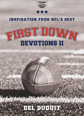 Picture of First Down Devotions II