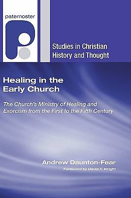Healing in the Early Church