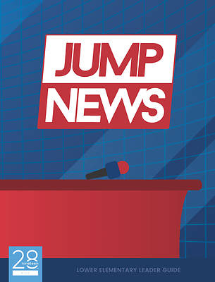 Picture of 28nineteen Jump News Lower Elementary Leader Guide