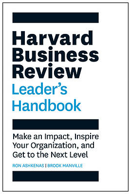 Picture of The Harvard Business Review Leader's Handbook - eBook [ePub]