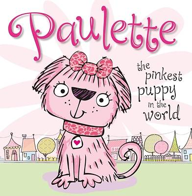 Picture of Paulette the Pinkest Puppy