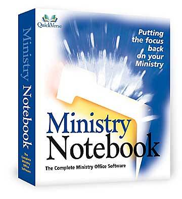 Ministry Notebook 2