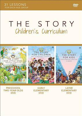 Picture of The Story Children's Curriculum