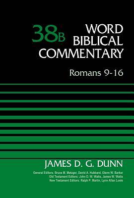 Picture of Romans 9-16, Volume 38b