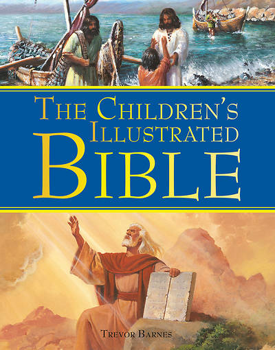 Picture of The Kingfisher Children's Illustrated Bible