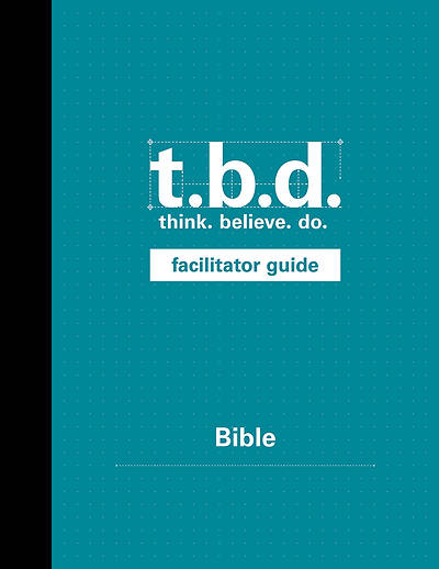 Picture of TBD: Bible Facilitator Guide