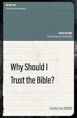 Picture of Can We Trust the Bible?