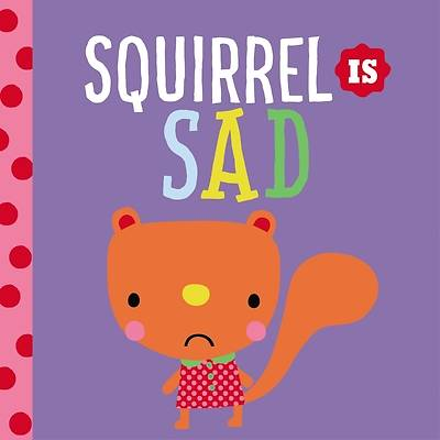 Playdate Pals Squirrel Is Sad