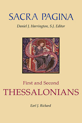 Sacra Pagina - First and Second Thessalonians