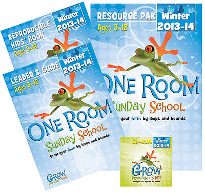 One Room Sunday School Kit Winter 2013-14