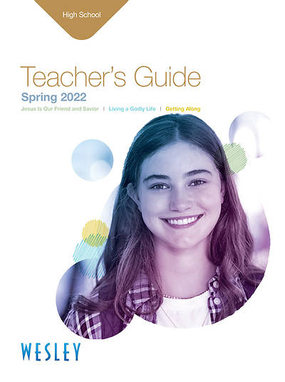 Wesley High School Teachers Guide Spring