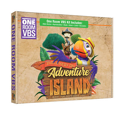 Picture of Vacation Bible School (VBS) Discovery on Adventure Island One Room VBS Kit
