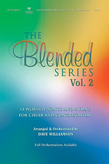 The Blended Series Vol. 2 Choral Book