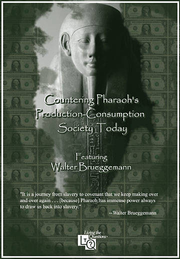 Countering Pharoahs Production-Consumption Society Today
