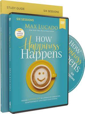 Picture of How Happiness Happens Study Guide with DVD