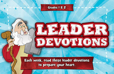 Groups Buzz Grades 1&2 Gods Top 10 List Leader Devotions Fall 2013