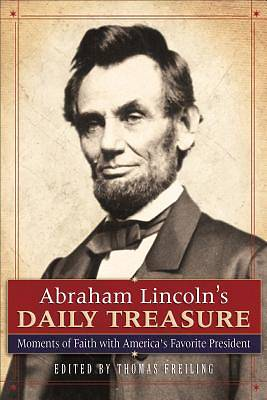 Picture of Abraham Lincoln's Daily Treasure