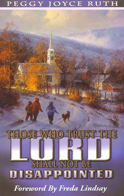 Picture of Those Who Trust the Lord Shall Not Be Disappointed