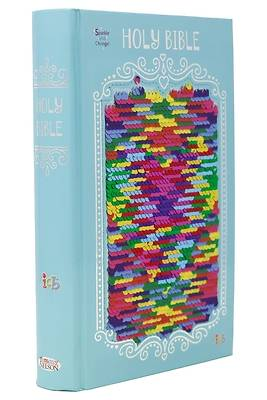 Picture of The Sequin Sparkle and Change Bible International Children's Bible