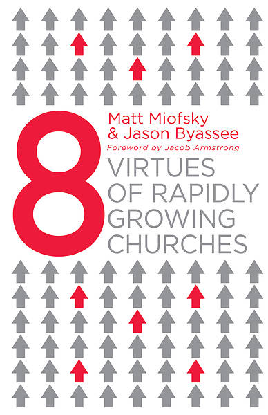 Picture of Eight Virtues of Rapidly Growing Churches - eBook [ePub]