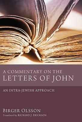 Picture of A Commentary on the Letters of John