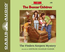 The Finders Keepers Mystery (Library Edition)