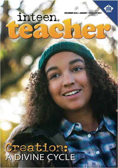 Picture of UMI Inteen Teacher Guide Winter 2016-17