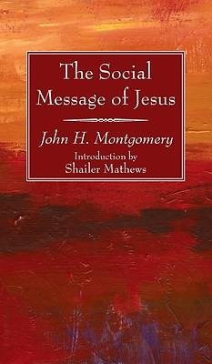 Picture of The Social Message of Jesus