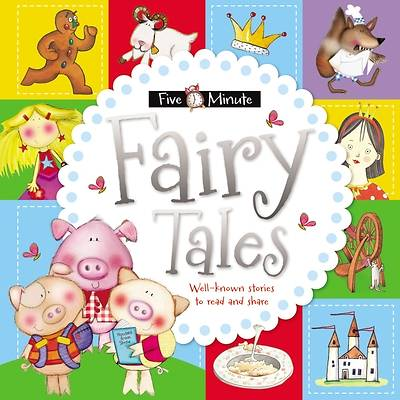 Treasuries Five-Minute Fairy Tales