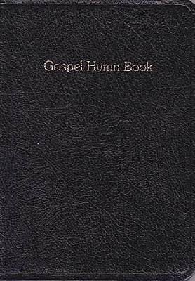 Picture of Gospel Hymn Book Blk Lth