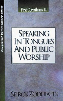 Speaking in Tongues & Public W