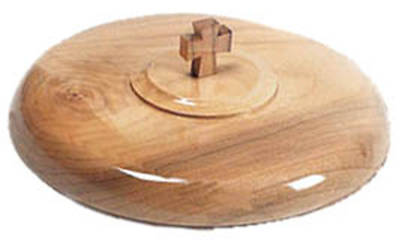Cover Wood Communion Tray
