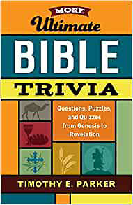 Picture of More Ultimate Bible Trivia