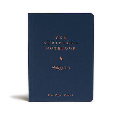 Picture of CSB Scripture Notebook, Philippians