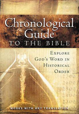 Picture of The Chronological Guide to the Bible