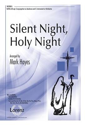 Silent Night, Holy Night SATB Anthem
