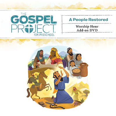 Picture of The Gospel Project for Preschool