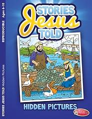 Stories Jesus Told 6pk